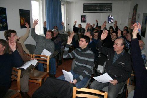 Közös képviselőknek valamint tulajdonostársak számára közgyűlésen való részvétel